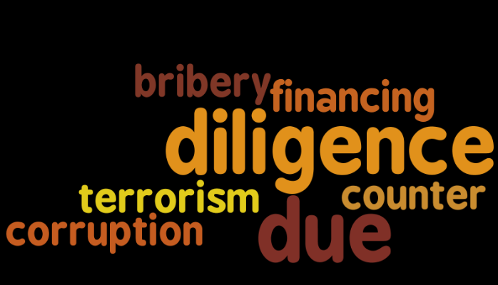 Enhanced due diligence for the financial industry operating in developing economies