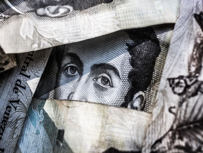 Are people losing hope in a fiat monetary system?