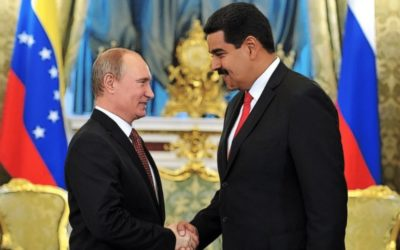 Russia Potentially Helped Venezuela Launch Petro to Dodge U.S. Sanctions
