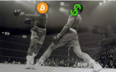 Bitcoin vs. Fiat, Time for the New Wine
